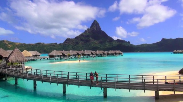 Intercontinental Thalasso Bora Bora - Paradise On Earth
