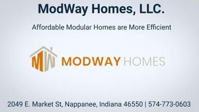 ModWay Homes, LLC : Best Modular Homes Builders in Nappanee, Indiana