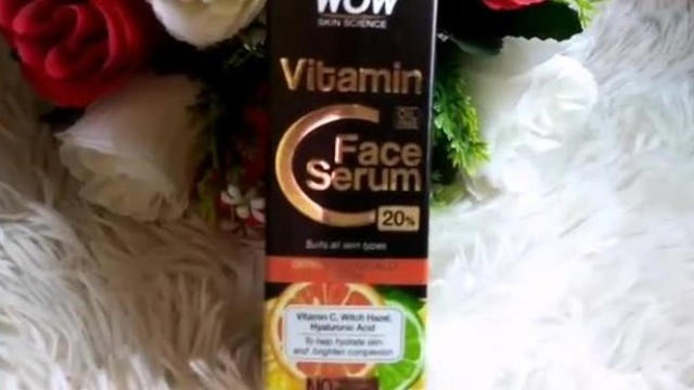 *New* WOW Skin Science 20% Vitamin C Face Serum /My Experience & Honest Review/Oily Sensitive Skin