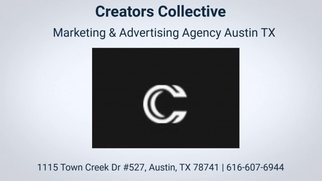 Creators Collective - Affordable Marketing Company in Austin TX