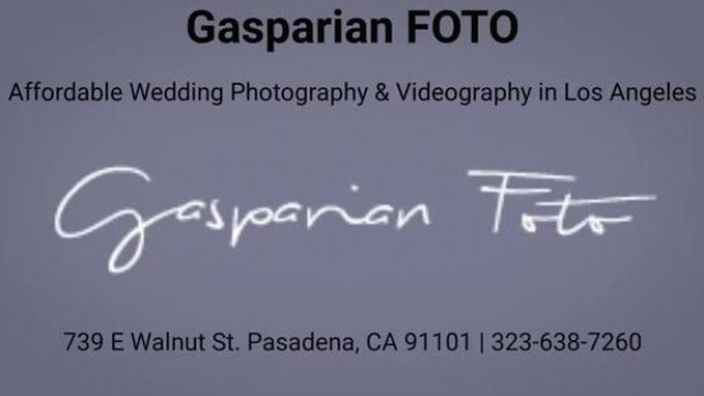 Gasparian FOTO   Affordable Wedding Photographer in Los Angeles