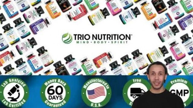 Buy Online ST John's Wort Supplements At Trio Nutrition