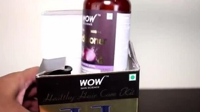 WOW ONION SHAMPOO & CONDITIONER REVIEW | HEALTHY HAIR CARE KIT | QUALITYMANTRA