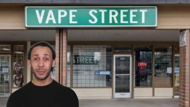 Vape Street Shop in Coquitlam, BC