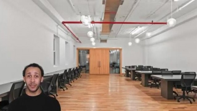 Kin Spaces   3000 square foot office space in nyc