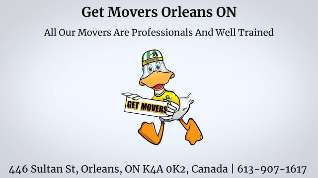 Affordable Get Movers In Orleans ON