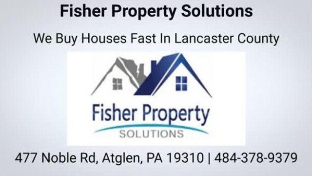 Fisher Property Solutions   We buy houses in Lancaster County