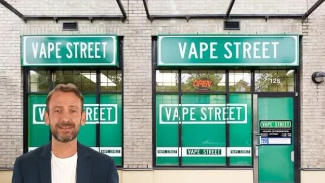 Vape Street Shop in North Vancouver, BC