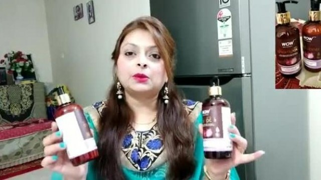 WOW Skin Science onion Shampoo & Conditioner With Red Onion Seed Oil Extract, Black Seed oil