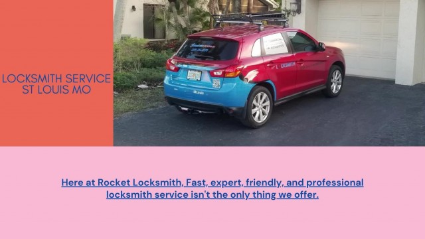 Rocket Locksmith - Locksmith Ballwin mo - Locksmith St Louis MO