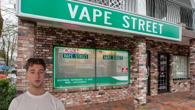 Vape Street Shop in Vancouver, BC | (604) 620-2780