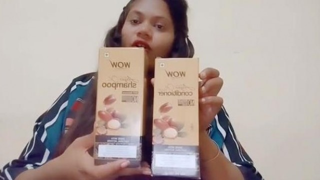 WOW SKIN SCIENCE MOROCON ARGAN OIL SHAMPOO AND CONDITIONER!!! HONEST REVIEW@@@@@@