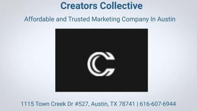 Creators Collective - Affordable and Trusted Marketing Company In Austin TX