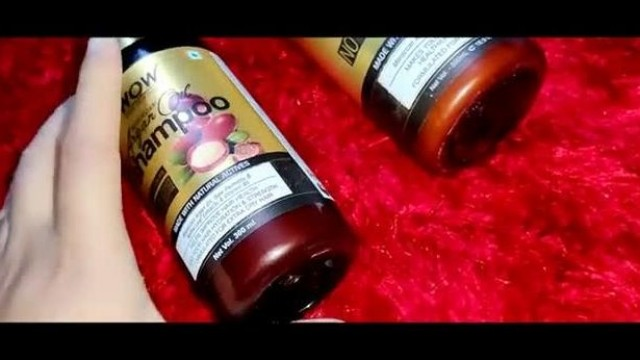 WOW Skin Science Moroccan Argan Oil Shampoo & Conditioner    HONEST REVIEW    MISTER BAGGA