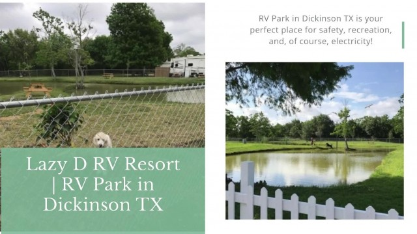 Lazy D RV Resort  RV Park Texas City