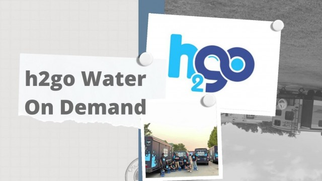 Water supplier | Water delivery in Sacramento