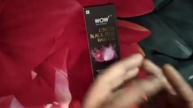 Wow Onion Black Seed Hair Oil Review And Unboxing | Wow Product Review